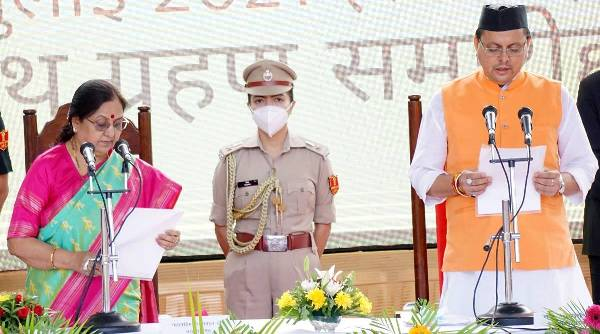 Uttarakhand Government Cabinet Miniters