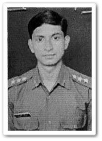 Major Rajesh Singh Adhikari